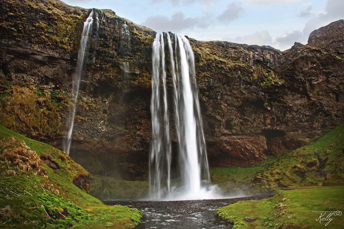 IJsland, Seljalandfoss