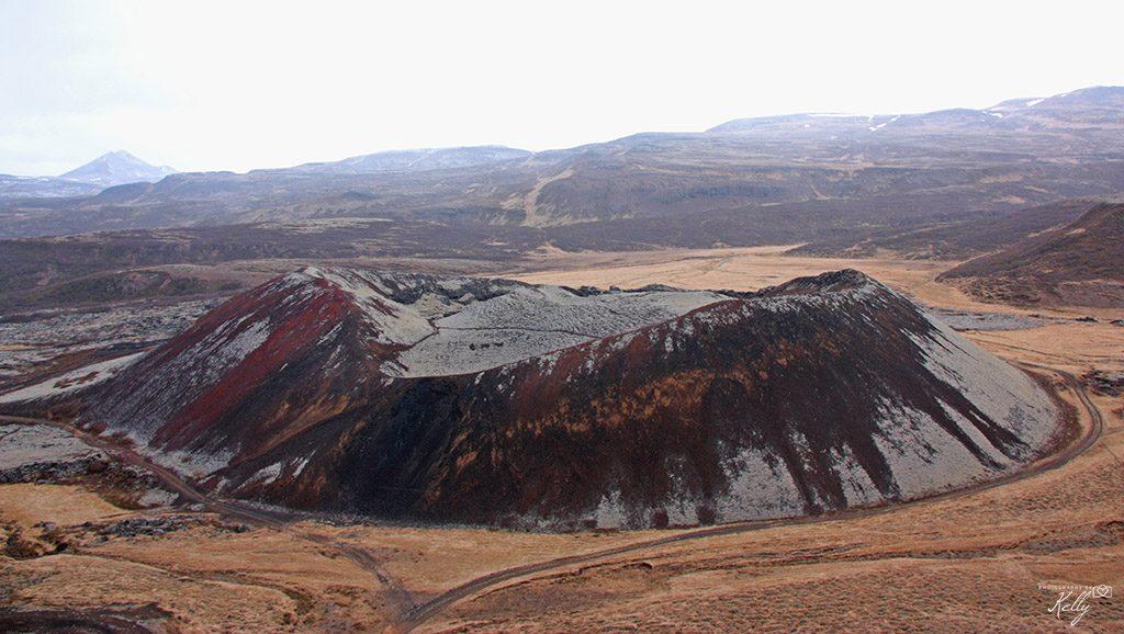 Grábrók krater