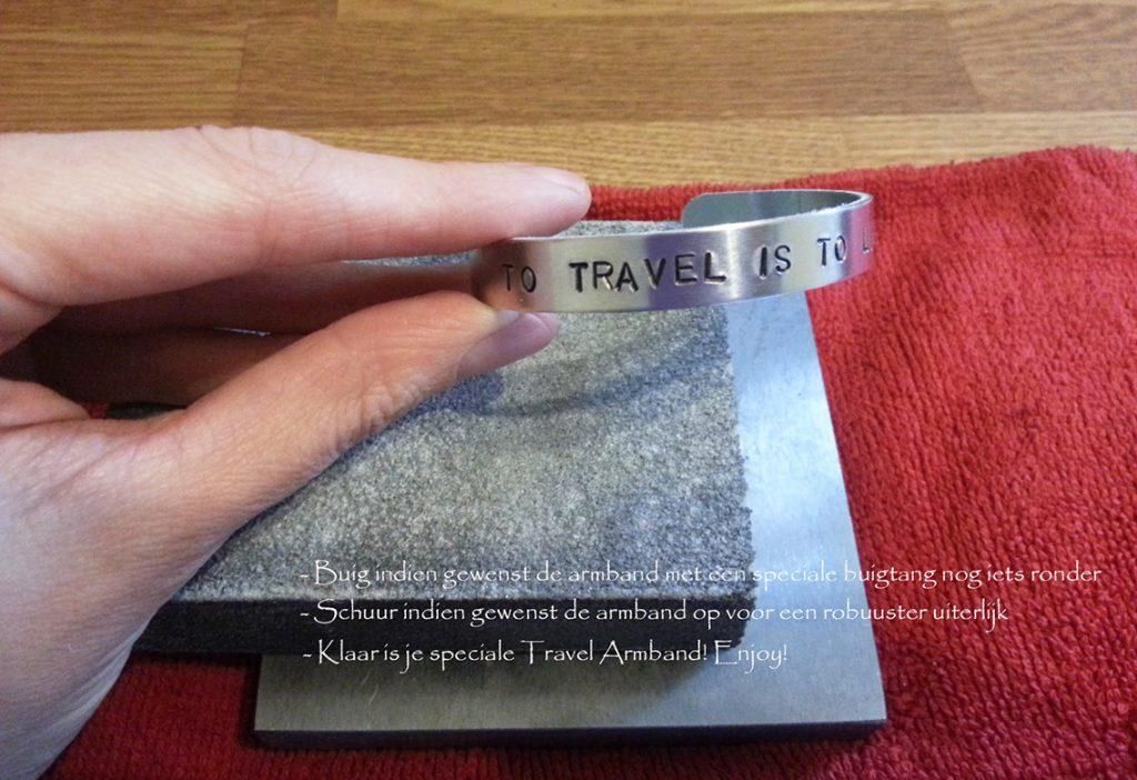 DIY Travel Bracelet