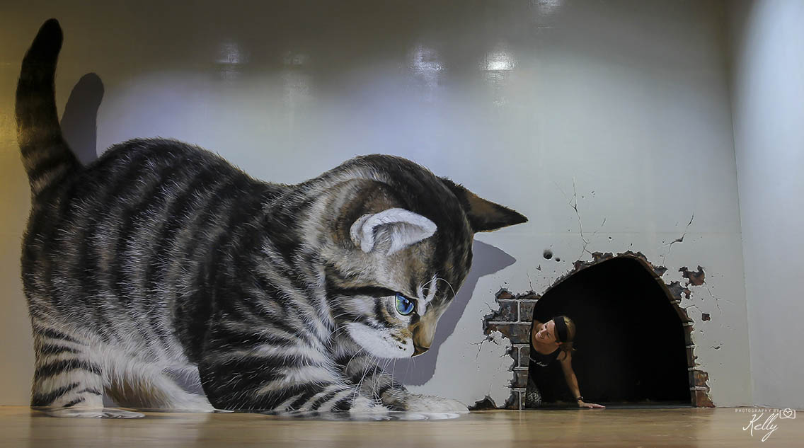 3D Art Museum in Thailand