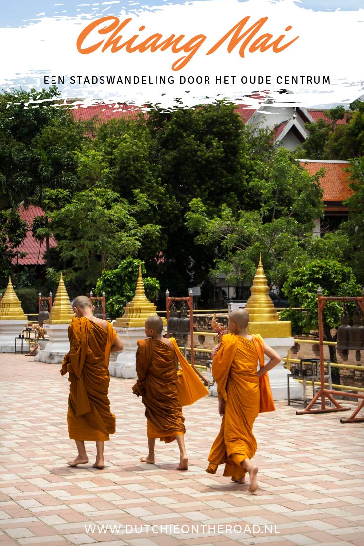 Stadswandeling Chiang Mai