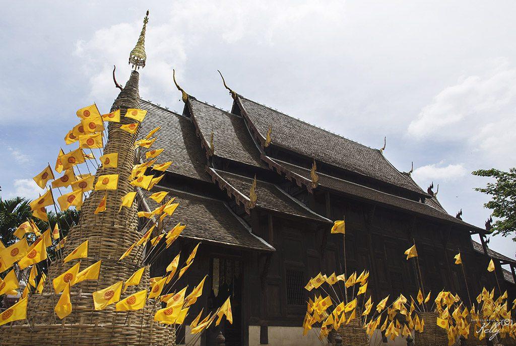 Wat Phan Tao - Thailand