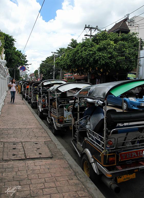 Openbaar vervoer Thailand