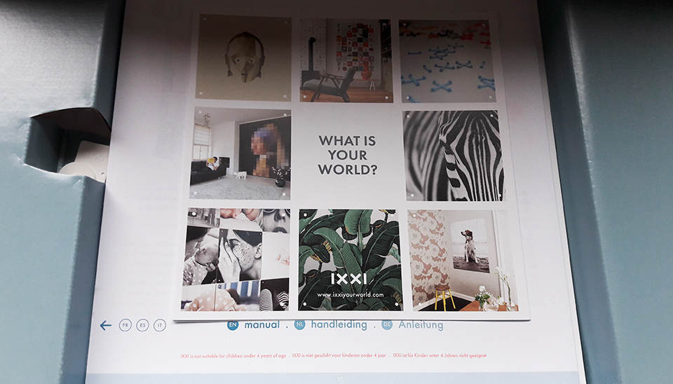 review IXXI