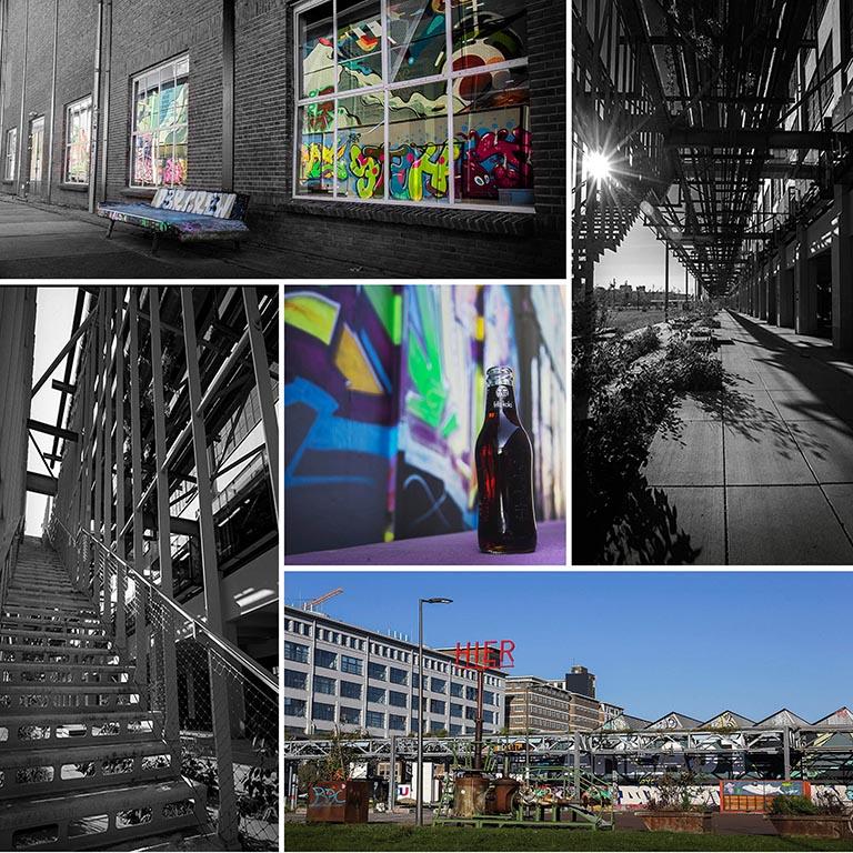 Hotspots in Eindhoven