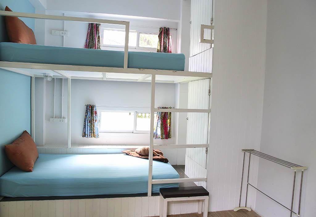 Overnachten in een hostel