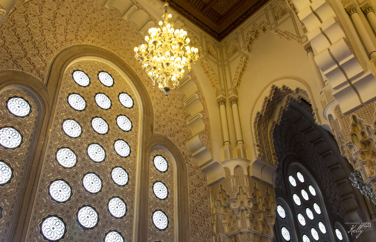 Hassan II moskee
