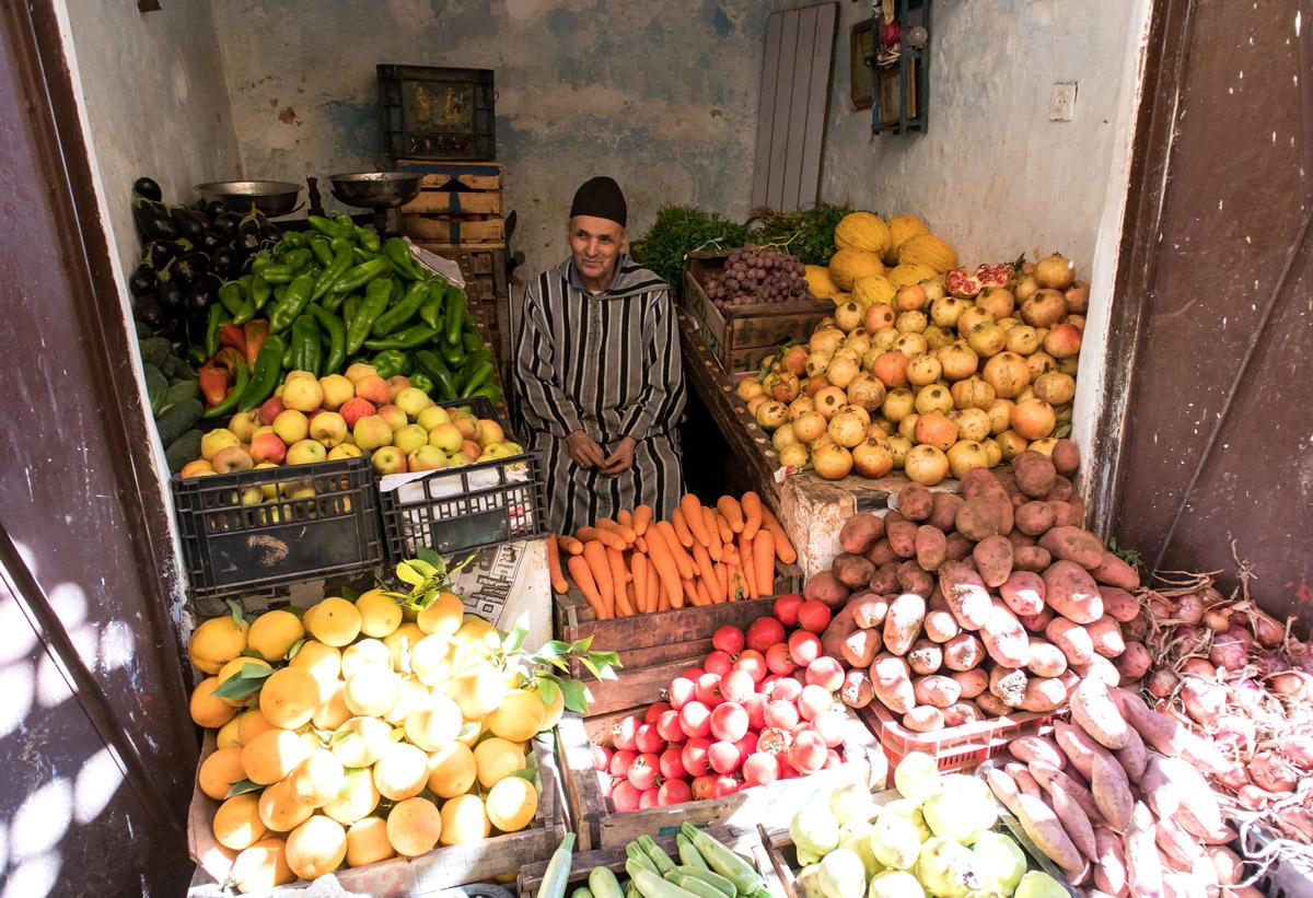 Bezienswaardigheden Meknes