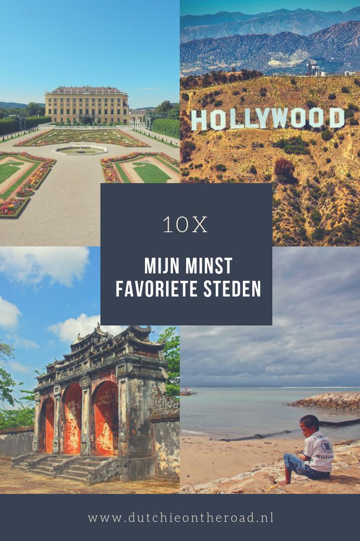 Minst favoriete steden