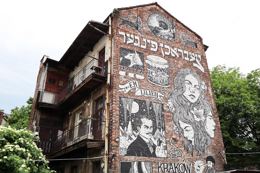 Street Art in Krakau