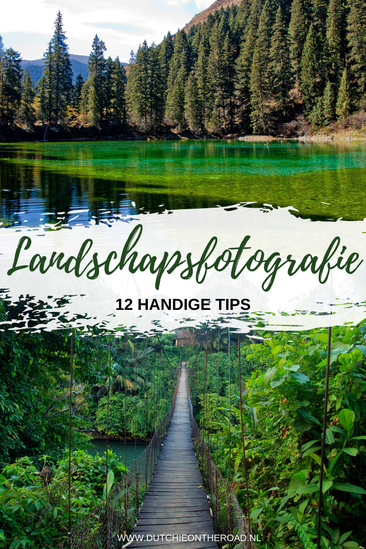 Tips landschapsfotografie