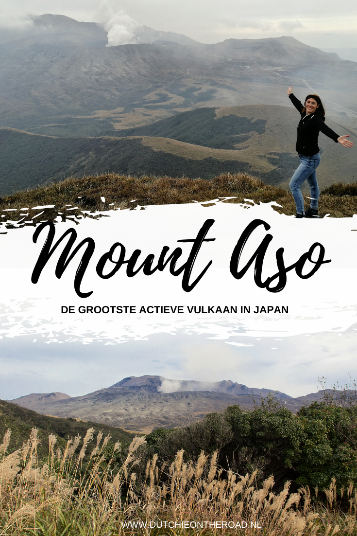 Mount Aso Japan