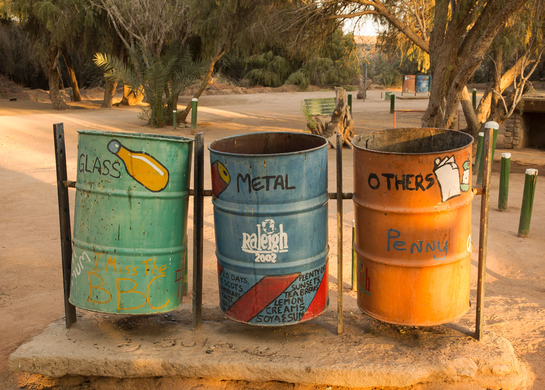 Hobas Campsite Namibië