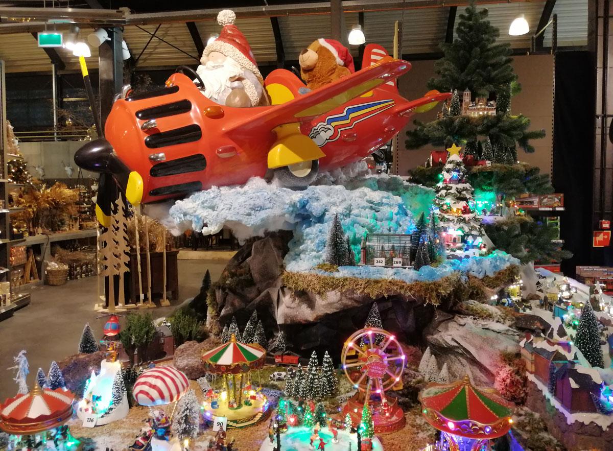 kerstshow bezoeken