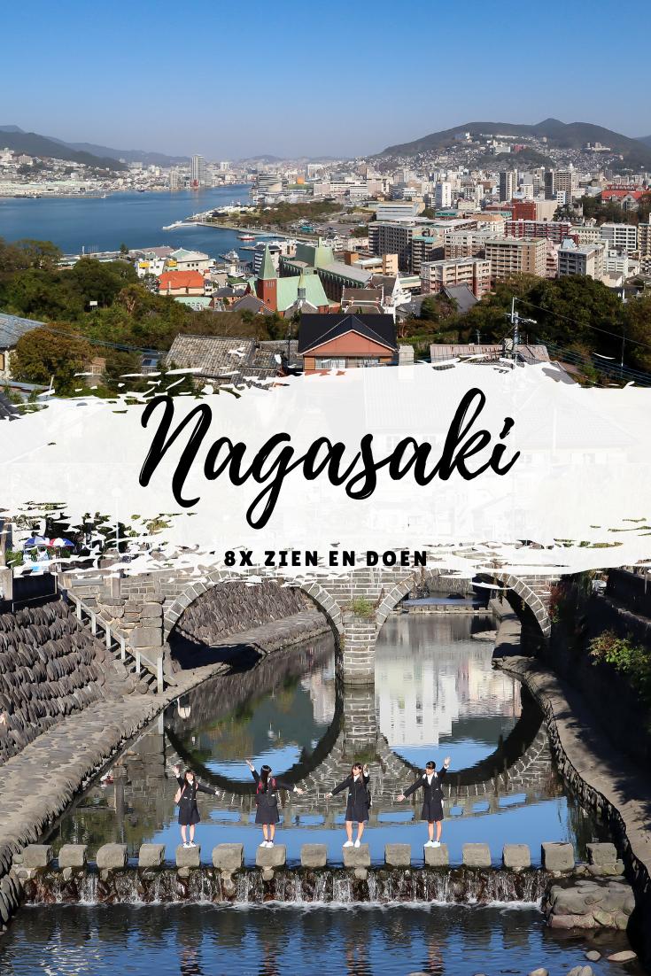 zien en doen in nagasaki