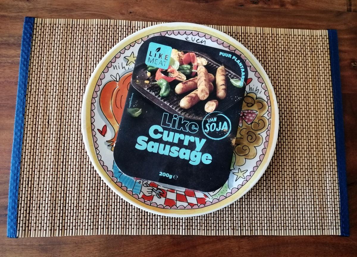 Like Curry Sausage