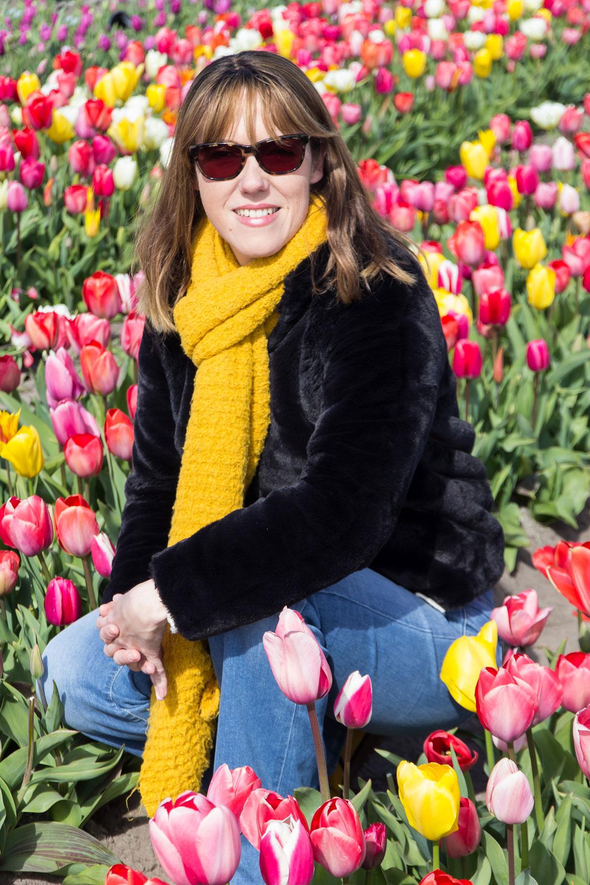 Tulpen-en bollenvelden bezoeken