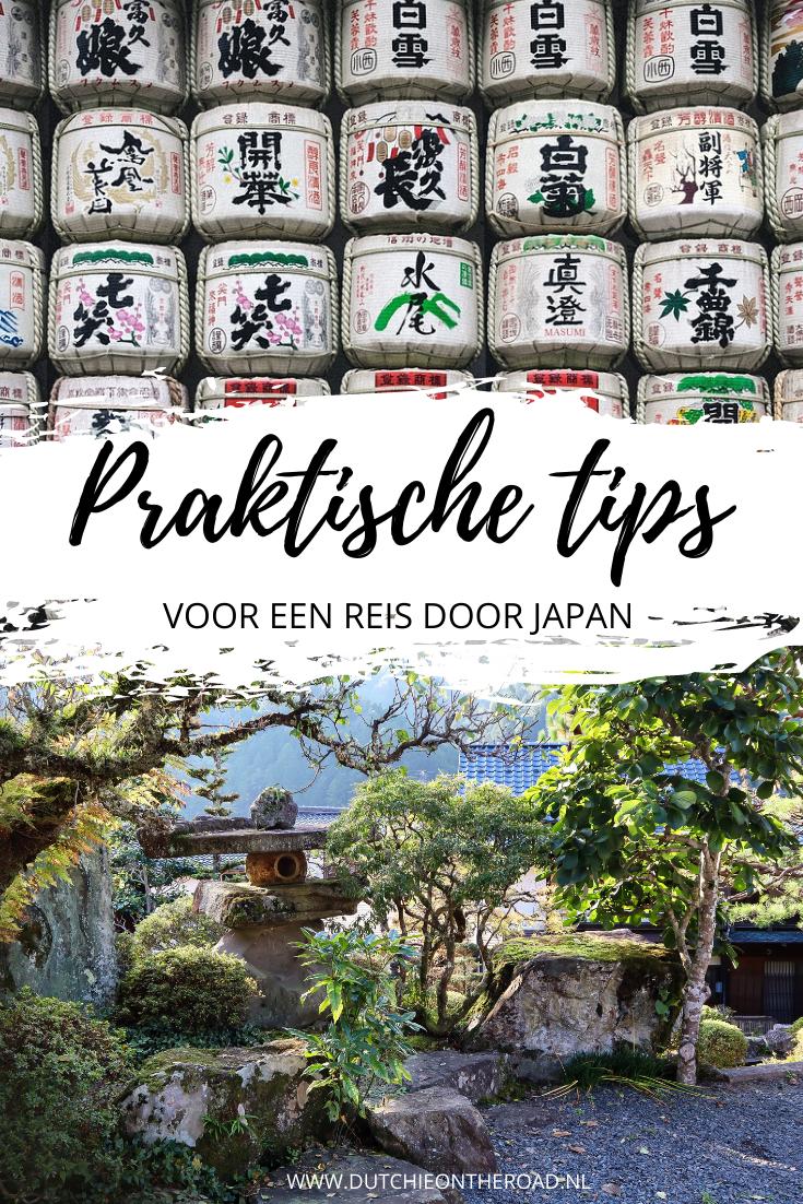 Praktische tips voor reis door Japan