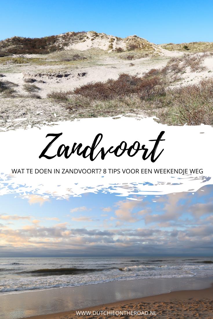 Wat te doen in Zandvoort